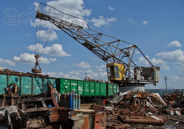 Сдать металлолом в лосино - петровском стоимость тонны металлолома в Мамонтово